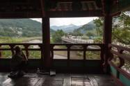 Pavillon de Hanbyeokdang (한벽당)