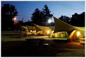 Camping on Jeju- A traveler's guide - JEJU WEEKLY