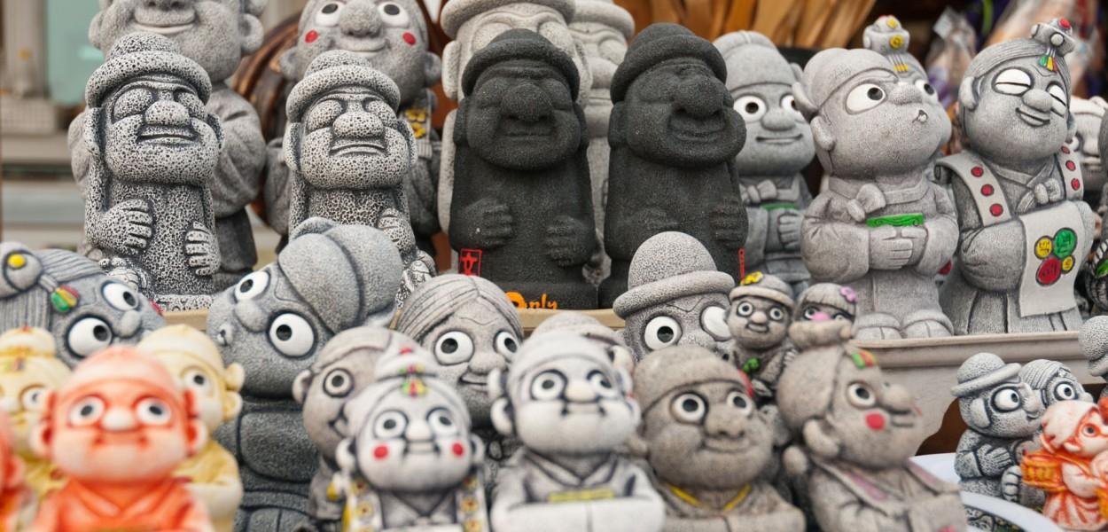Souvenirs de Jeju