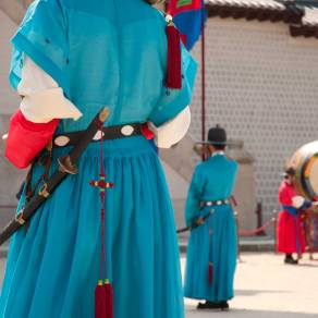 Gyeongdeokgung: Royal Guard Changing