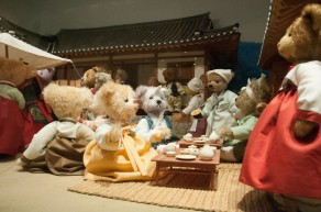 Teddy Bear Museum, Korea