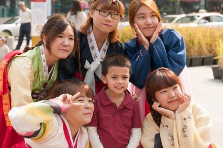 Seoul Open week