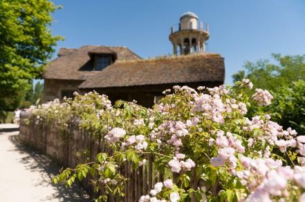 Le Parc et le Hameau de Marie-Antoinette