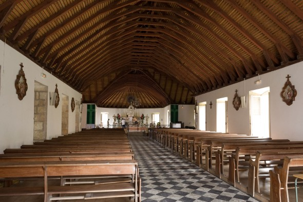 Eglise Saint-Etienne au Marin