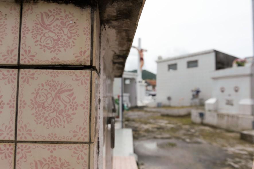 Cimetière de l'église Saint-Etienne au Marin