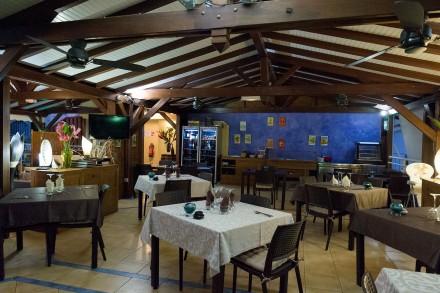 Restaurant Le Mabouya à Sainte-Luce.