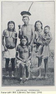 Indiens Arawaks