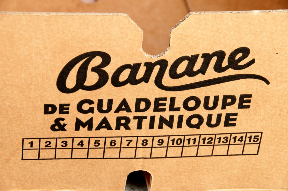 Bananes créoles